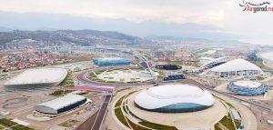 Олимпийский парк 20 марта