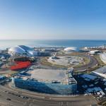 Олимпийский парк за месяц до начала Олимпиады