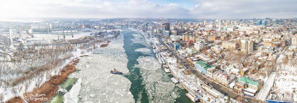 Зима на Дону