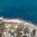Береговая линия в Крыму