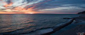 Сочи. Морской закат