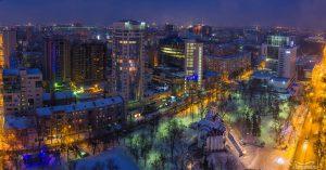 Покровский сквер. Ростов-на-Дону