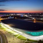 Конькобежный центр в Олимпийском парке