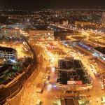 Площадь 3-х Ростовских вокзалов