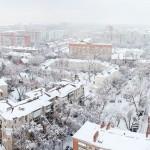 Ростов-на-Дону в снегу