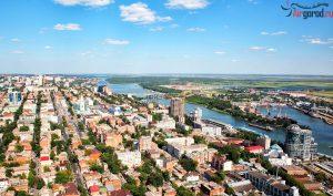 Старые новые кваталы Ростова