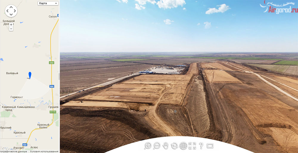 Строительство нового ростовского аэропорта