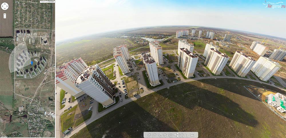 """ЖК """"Суворовский"""" Виртуальная панорама"""