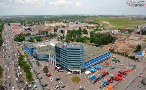 ВертолЭкспо. Экономический форум 2015. Аэросъемка