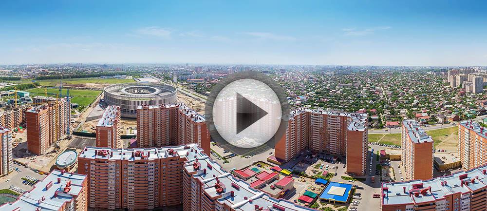 Краснодар ЮСИ. Виртуальный тур