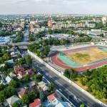 """Стадион """"Труд"""" и ул. Стадионная"""