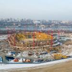 Ростовский стадион ЧМ2018.