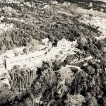 Воронцовский дворец с воздуха. Январь 2016