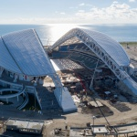 Стадион Фишт, реконструкция, Олимпийский парк