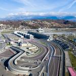 Олимпийский парк, Трасса F1