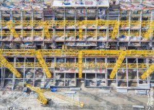 Строительство стадиона Арена. 03 марта 2016