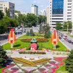 Памятник воинам-танкистам на ул. Красноармейская