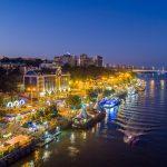 День молодежи на Ростовской набережной 2016