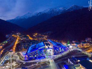 Газпром-Галактика в Красной Поляне