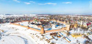Суздаль. Спасо-Евфимиев мужской монастырь