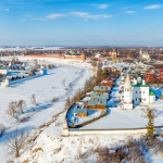 Суздаль. Александровский монастырь
