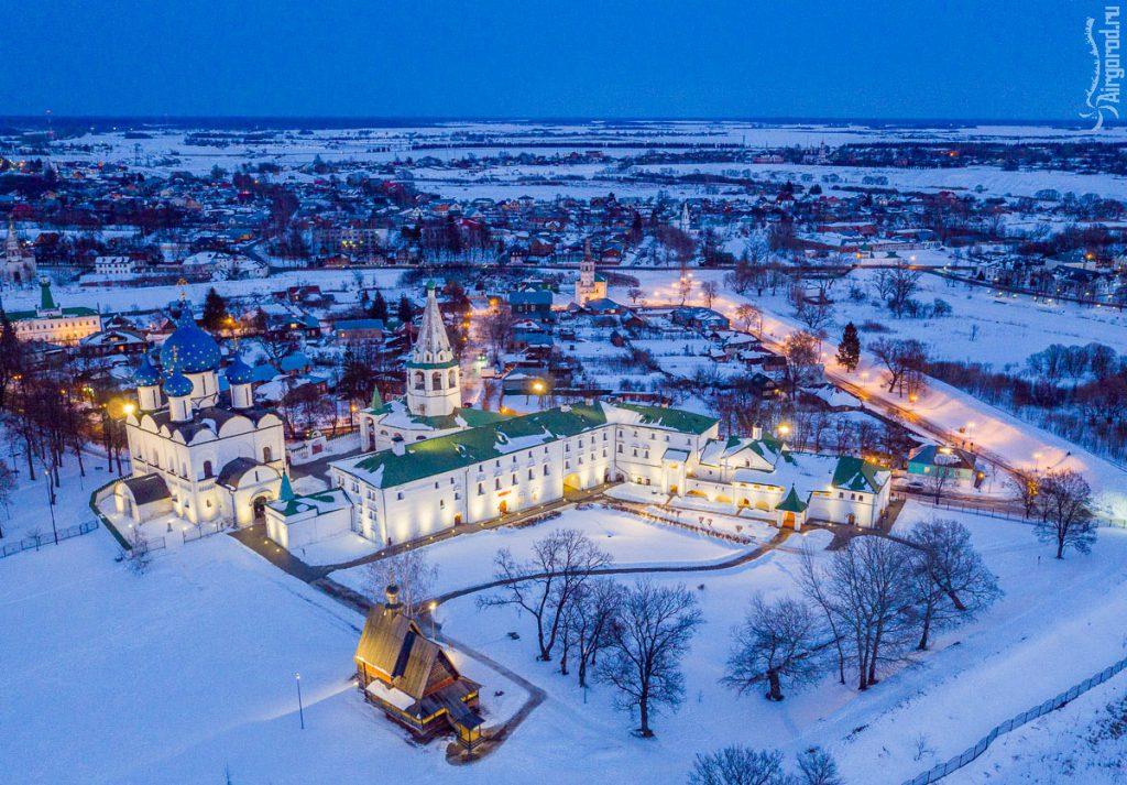 Суздаль. Суздальский Кремль