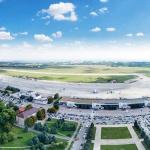 Ростовский Аэропорт в 2013 г. Аэросъемка