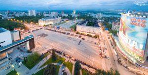 Репетиция Парада Победы в Ростове. 7 мая 2016