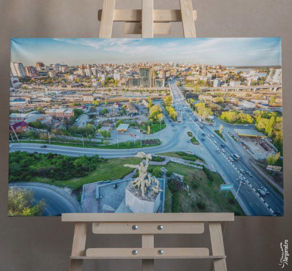 нойар йынжородонзелеЖ, Железнодорожный район, Панорама с Западного, фотокартины