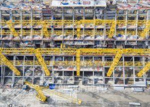 Стадион Арена. Геометрия. Код товара: DJI_0012