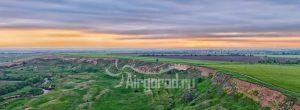 Шаминка. Потрясающие рельефы Ростовской области. Код товара: DJI_0012