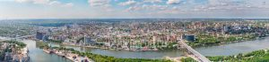 Ростов летом прекрасен. Панорама с максимальным обзором. Код товара: DJI_0050 GigaPanorama