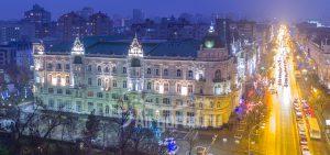 Администрация города (до реставрации). Код товара: DJI_0079 (2)