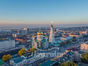 Собор Рождества Пресвятой Богородицы в Ростове. Код товара: DJI_0110