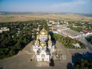 Вознесенский собор, Новочеркасск. Код товара: DJI_0178