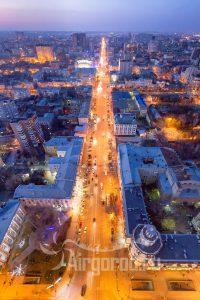 Будённовский. Ночные огни. Код товара: DMZ_1112