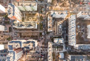 Жилые кварталы. Код товара: DMZ_8249