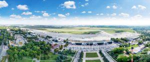 Аэропорт. Панорама. Код товара: DSC00872
