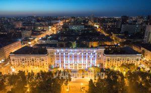 Здание Полномочного представителя Президента РФ в ЮФО. Код товара: DSC08800