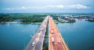 Аксайский мост. Код товара: WP8A0386