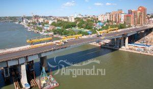 Ворошиловский мост. Реконструкция. Код товара: WP8A6434