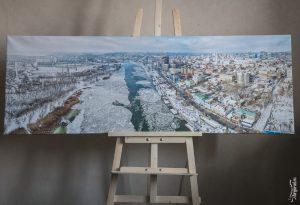 Зима на Дону, фотокартины